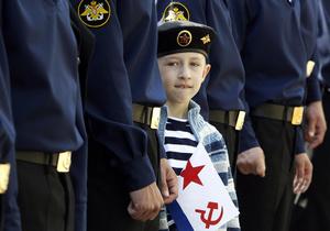 День ЧФ РФ: Российские десантники