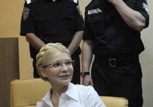 Адвокат: Просьбу об аресте Тимошенко в суд принесли не из прокуратуры