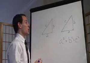 Почти треть сдававших тестирование по математике не знают теорему Пифагора