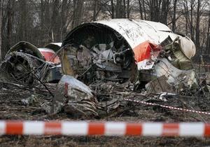 Польский эксперт и оппозиция раскритиковали доклад по cмоленской катастрофе