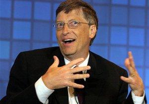 Билл Гейтс продал пять миллионов акций компании Microsoft