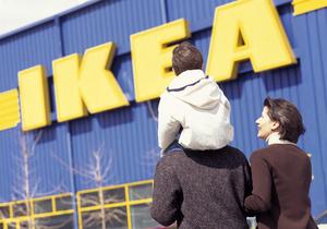 В Китае построили пиратскую IKEA