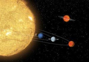 В космосе впервые обнаружили молекулярный кислород