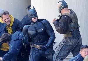 Опубликованы первые фото со съемок нового Бэтмена