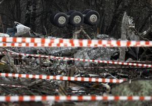 МАК опроверг ряд выводов польской комиссии по cмоленской катастрофе