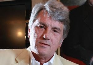 Ющенко: Бандера и Шухевич - герои в сердцах украинцев