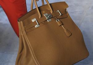 Во Франции угнали фуру с сумками Hermes на 800 тыс евро