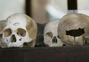 В столице Перу арестовали шамана, у которого нашли 180 человеческих черепов
