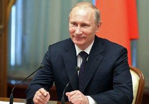 Путин считает недопустимым пересмотр границ субъектов РФ