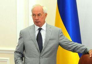 Азаров предупредил, что его страница в Facebook - не книга жалоб