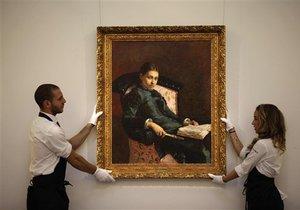 Sotheby's отчитался о рекордной квартальной прибыли
