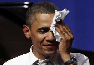 Мишель Обама считает седину супруга доказательством качества его работы