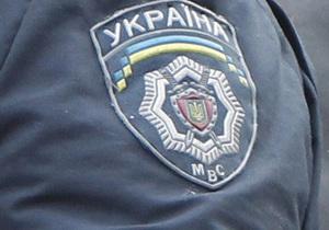 МВД: Столкновений с оппозиционерами около Лукьяновского СИЗО не было