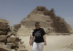 Древнейшая пирамида Египта оказалась под угрозой разрушения