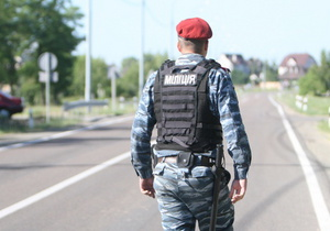 Батькiвщина: На Буковине милиция отобрала права у водителя, который вез сторонников Тимошенко в Киев