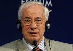Азаров рассказал, с каким дефицитом будет формироваться бюджет на 2012 год