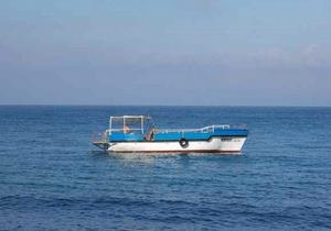 Затонувшая у берегов Феодосии прогулочная лодка была перегружена почти в три раза