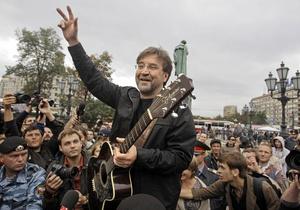 Шевчук обиделся на Forbes, включившего его в рейтинг самых богатых российских звезд
