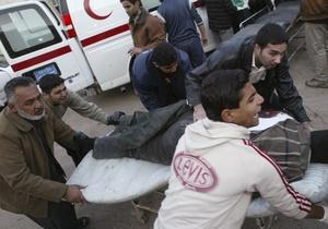 Взрыв в Багдаде: погибли три человека и 13 получили ранения