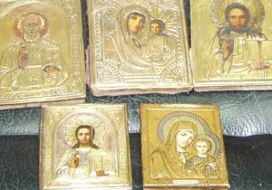 Ягодинская таможня возбудила уголовное дело по факту контрабанды старинных икон