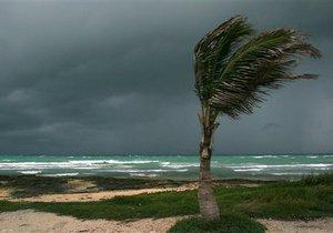 В Атлантическом океане сформировался тропический шторм Герт