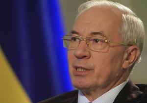 Азаров признался, что получает ''громадное удовольствие'' от чтения Шевченко