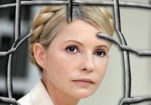 Тимошенко снова будут показывать по ТВ