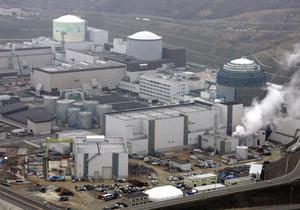 В Японии впервые после аварии на Фукусиме-1 запущен ядерный реактор
