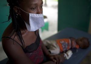 Холера на Гаити: число жертв превысило шесть тысяч человек