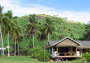 Тихоокеанский остров остался без денег после ограбления местного банка