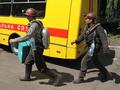 На Донбассе при обрушении шахты засыпало двух горняков