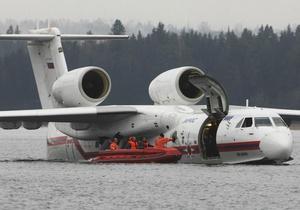 Мотор Сич поставит двигатели для шести российских самолетов Бе-200