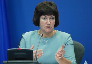 Акимова: Украина согласовывает с МВФ расходы госбюджета-2012