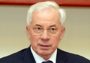 Азаров требует от Укрнафты увеличения объемов добычи нефти