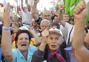 Жители Мелитополя на День Независимости будут хором петь гимн Украины