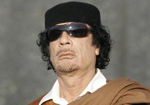 СМИ: Каддафи мог бежать в Алжир