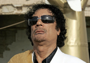 Сын Каддафи заявил, что его отец находится в Триполи