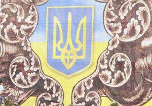 В Киеве презентовали милиметровую Конституцию