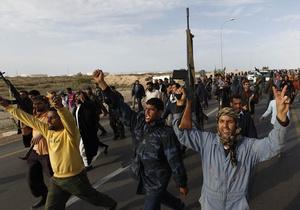 Ливийский переходной совет признали легитимным уже более 30 стран