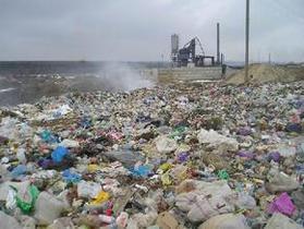 Недалеко від Рівного почалося будівництво сміттєпереробного заводу