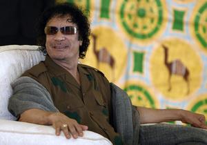 Ливийские повстанцы: В заложниках у Каддафи могут быть 50 тыс. человек