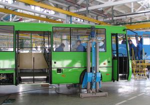Киев получил первый низкопольный троллейбус раньше срока