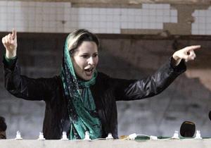 У Каддафи родилась внучка