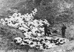 В Киеве пройдет выставка Холокост от пуль: массовые расстрелы евреев в Украине 1941-1944