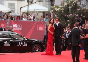Фотогалерея: Звездный лайн-ап. Церемония открытия 68-го Венецианского кинофестиваля