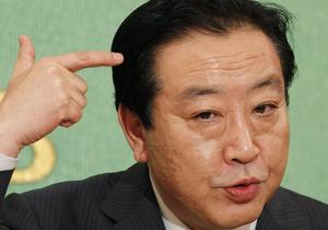 Император Японии утвердил правительство Ноды