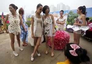 Китайский парк сделал вход для девственниц бесплатным