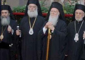 Глави чотирьох найстарших церков світу нагадали РПЦ, що Україна не є її канонічною територією