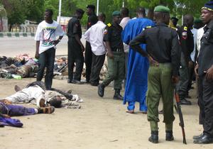 В Нигерии 18 человек были убиты в межрелигиозных столкновениях