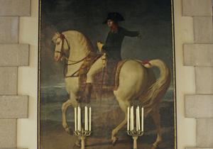 В доме Вальтера Скотта нашли волосы Наполеона